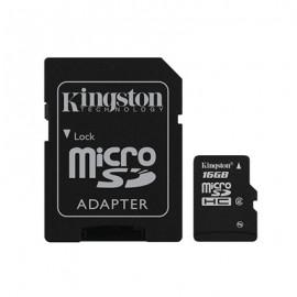 Kingston 16 Gb Micro Sd Hc Kart