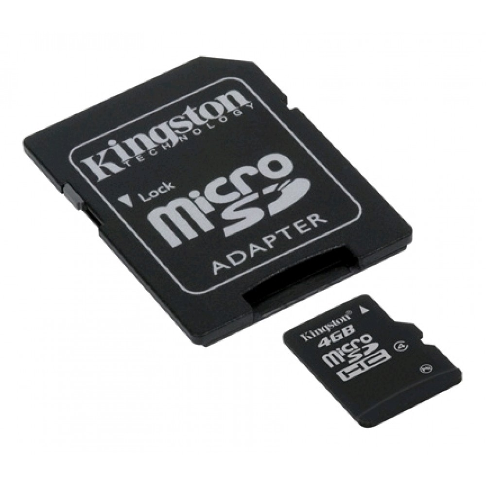 Kingston 4 Gb Micro Sd Hc Kart