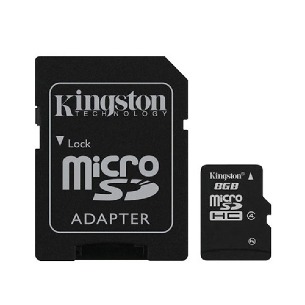 Kingston 8 Gb Micro Sd Hc Kart