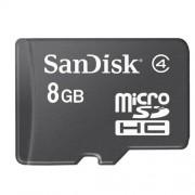 Sandisk MicroSD SDHC 8GB Secure Dijital Kart